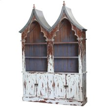 Gothic Conservatory Cabinet
