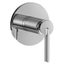 Stoic 4/3 Port Diverter Valve - Cy Handle - Polished Chrome
