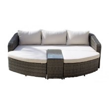 Spectrum 4 PC Daybed Set w/cushion