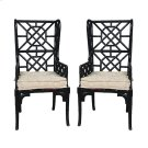 BAMBOO WING BACK CHAIR - Set of 2 Product Image