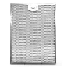 Dishwasher safe aluminum mesh filter set that fits all model XOR hoods.