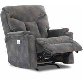 Power Rocking Reclining Chair - Bugatti Collection