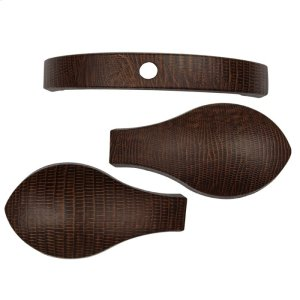 Designer Skin - Textured Leather (Brown) Product Image