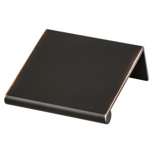 Bravo 32mm CC Length Verona Bronze Edge Pull Product Image