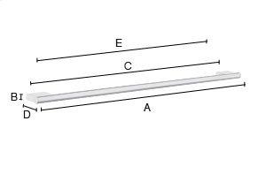 Single Towel Rail Product Image