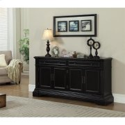 CLEARANCE ITEM--2 Drw 4 Dr Credenza Product Image