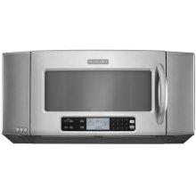 Stainless Steel KitchenAid® 36'', 1200-Watt Microwave Hood Combination Oven, Architect Series II