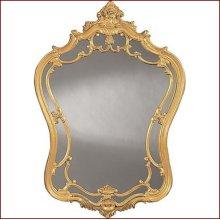 Mirror W907 Powdered Gold