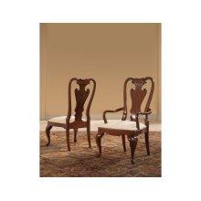 Splat Back Arm Chair-kd
