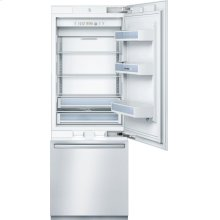 "Benchmark® 30"" Built-In Bottom-Freezer Benchmark Series - Stainless Steel B30BB830SS"