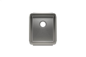 "Classic 003222 - undermount stainless steel Kitchen sink , 15"" × 18"" × 10"" Product Image"