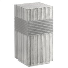 Odense Silver Accent Table