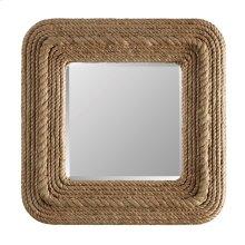 Crescent Key Mirror
