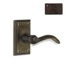 Rosette Privacy Set - Copper Bronze