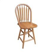 """24"""" Arrowback Barstool Product Image"""