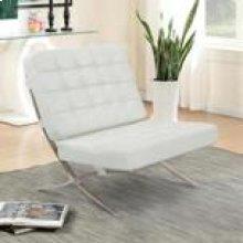 Mia Chair White