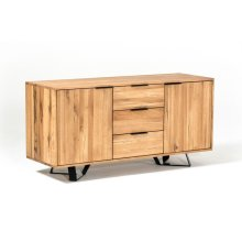 Nova Domus Pisa Modern Drift Oak Buffet