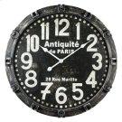 Antique De Paris Wall Clock Product Image