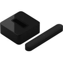 Black- 3.1 Entertainment Set