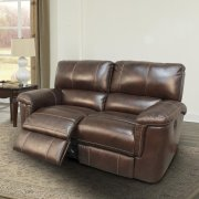 HITCHCOCK - CIGAR Power Loveseat Product Image