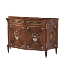 Marlowe Chest II - Mother of Pearl Inlaid