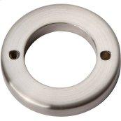 Tableau Round Base 1 7/16 Inch - Brushed Nickel