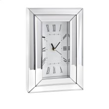Clara Mirror Desk Clock