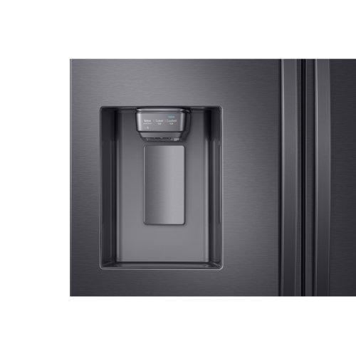 28 cu. ft. 3-Door French Door Refrigerator with CoolSelect Pantry in Black Stainless Steel