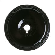 Range Gas Black Medium Porcelain Burner Bowl Product Image