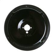 Range Gas Black Medium Porcelain Burner Bowl Product Image