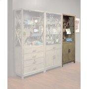 MIDTOWN Bunching Bookcase with Door Product Image