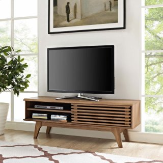 "Render 48"" TV Stand in Walnut"