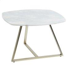 Ellis Coffee Table in White