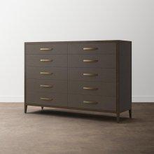 MODERN Emilia 10 Drawer Dresser