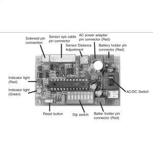 Commercial control module (closet) Product Image