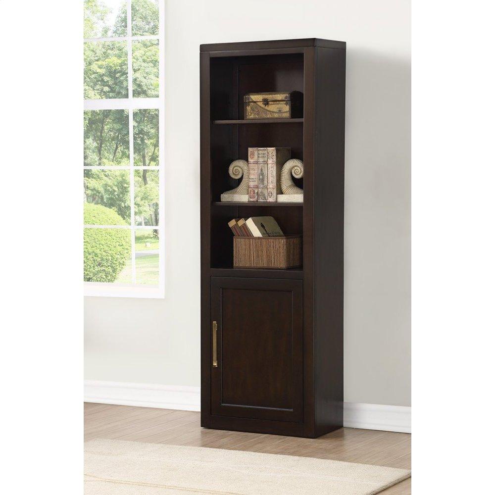 GREENWICH Bookcase with Door