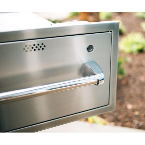 """36"""" North American Stainless Steel Warming Drawer"""