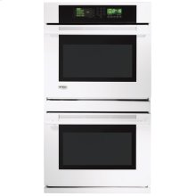 "GE Monogram® 30"" Built-In Double Wall Oven with Trivection® Technology"