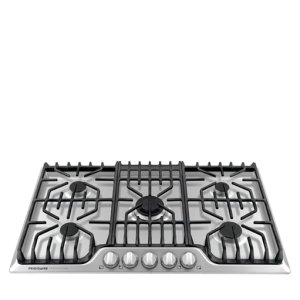 Frigidaire Professional 36'' Gas Cooktop with Griddle Product Image