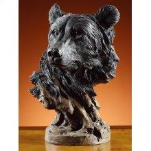 Bear Springs Statue