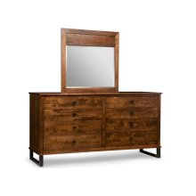 Cumberland 8 Drawer Long High Dresser