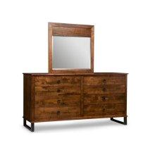 Cumberland 8 Drawer Long High Dresser