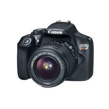 Canon EOS Rebel T6 EF-S 18-55mm f/3.5-5.6 IS II Lens Kit Digital SLR Camera