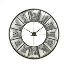 Queen and Country Wall Clock Product Image