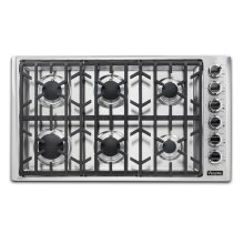 "36"" Gas Cooktop - VGSU5361 Viking 5 Series"