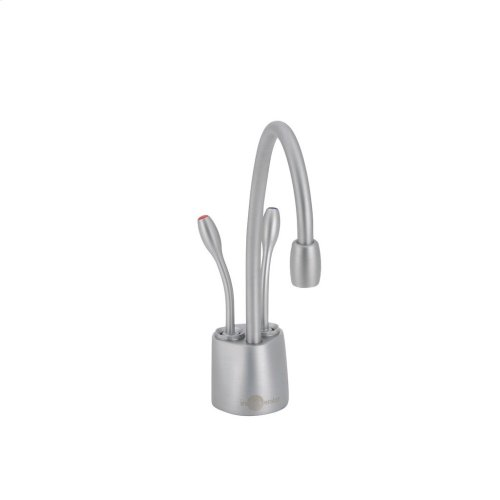 Indulge Contemporary Hot/Cool Faucet (F-HC1100-Brushed Chrome)