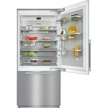 KF 2901 SF MasterCool fridge-freezer For high-end design and technology on a large scale.