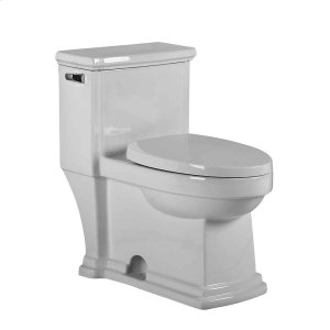 Magic Flush Eco-Friendly One Piece Single Flush Toilet with Elongated Bowl, and a 1.28 GPF capacity Product Image