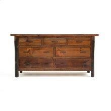 Old Yellowstone - Original Jackson 7 Drawer Dresser
