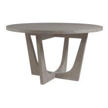 Bianco Brio Round Dining Table